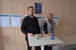 Mingel för hyregäster i Kvarteret Focken i Västerås